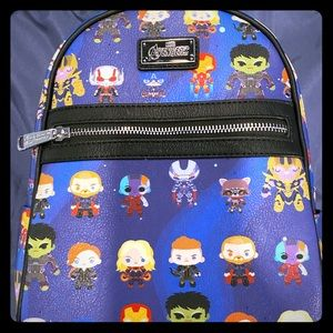 Avengers Loungefly Backpack